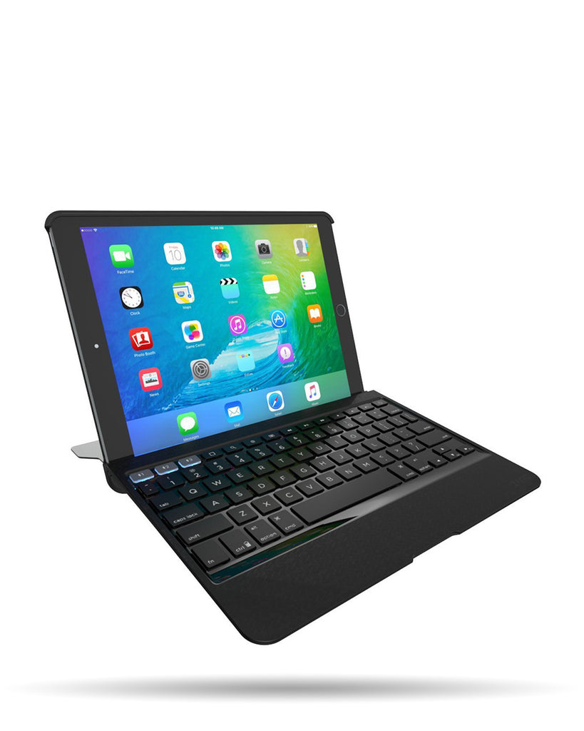 ZAGG Slim Book Pro Bluetooth Keyboard and Case for Apple iPad Pro 9.7