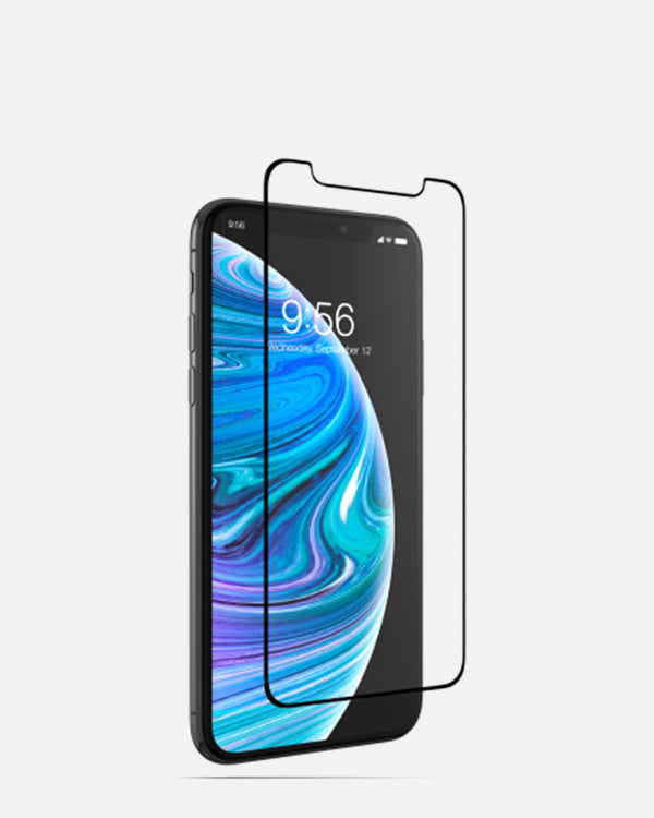 Zagg InvisibleShield Glass+ VisionGuard Screen Protector for iPhone X/XS