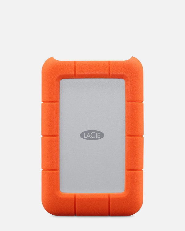 LaCie Rugged USB-C - 2TB Hard Drive