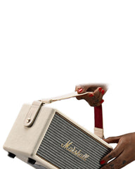 Marshall Kilburn Portable Bluetooth Speaker - Cream