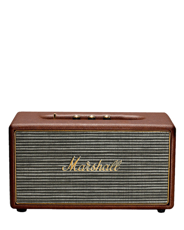 Marshall Stanmore Bluetooth Speaker System - Brown