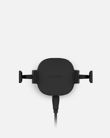 mophie Charge Stream Vent Mount with Qi Charging