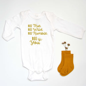 Bee You Bodysuit [KIDS]