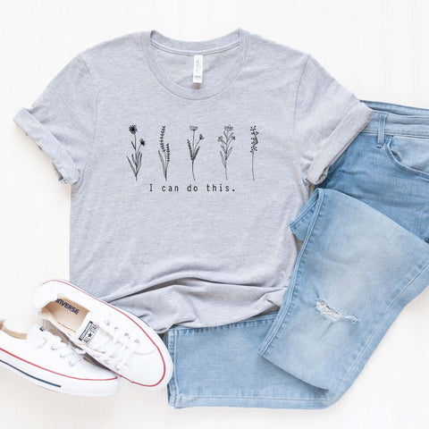 I Can Do This Tee [Womens]