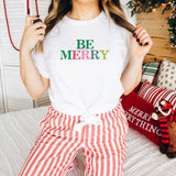 Be Merry Tee [Womens]