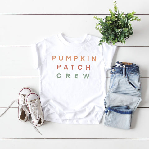 Pumpkin Patch Crew [KIDS]