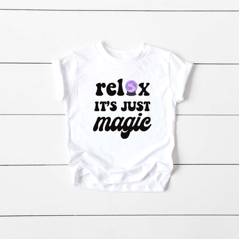 Relax, It's Only Magic Tee [KIDS]