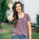 Fall Colored Tee {womens}