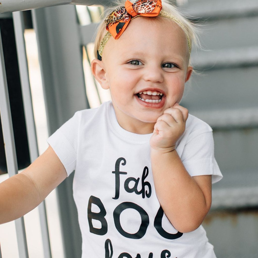 FabBOOlous Halloween Shirt [kids]