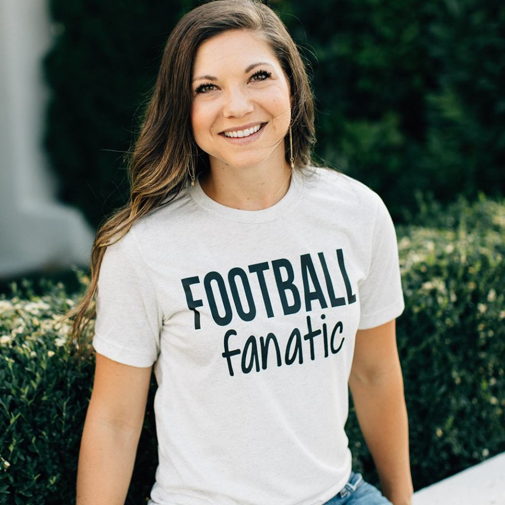Football Fanatic Tee