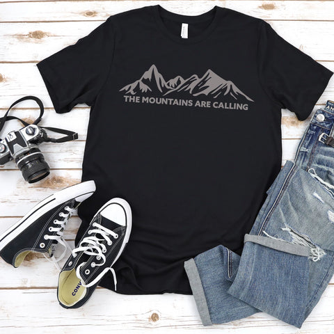 The Mountains Are Calling {mens}