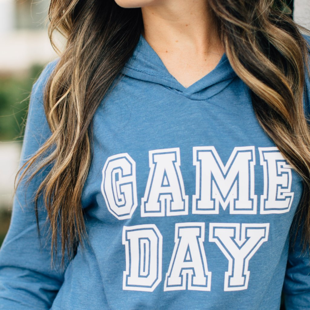 Game Day Lightweight Hoodie {unisex}