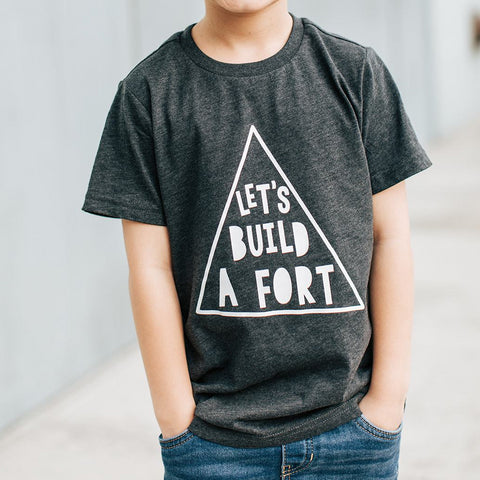 Let's Build A Fort [kids]
