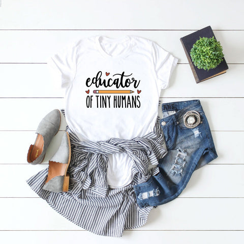 Educator Of Tiny Humans [Womens]