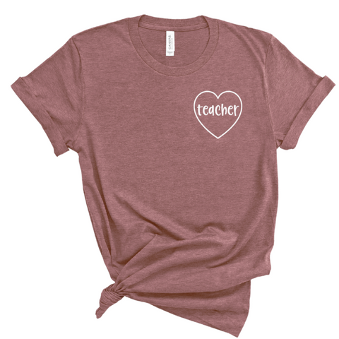 SALE! Teacher Tee [Womens]