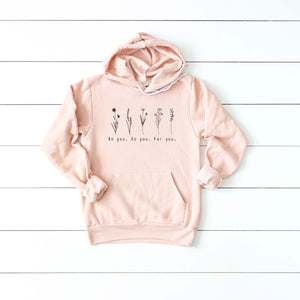 Be You Do You For You Hoodie [Womens]