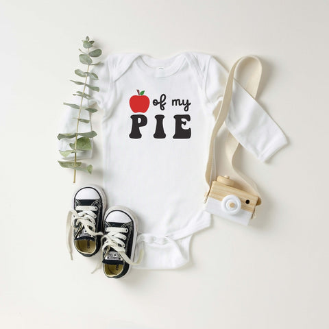 Apple of my Pie Bodysuit [KIDS]