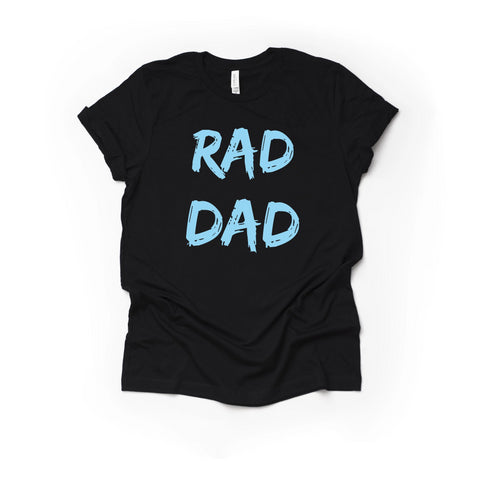 RAD DAD Tee {Mens}