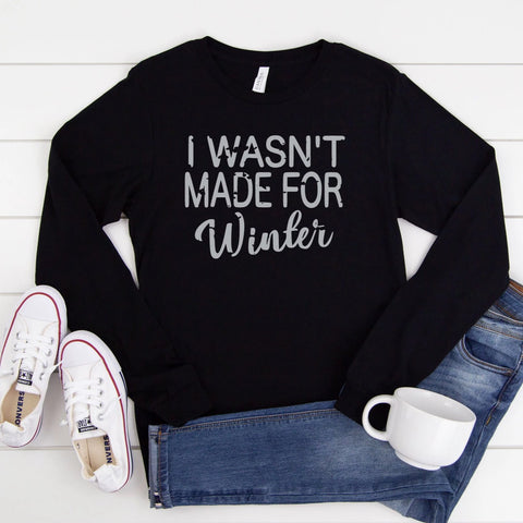 Not Made For Winter [Womens]
