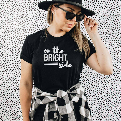 On The Bright Side Tee [Womens]
