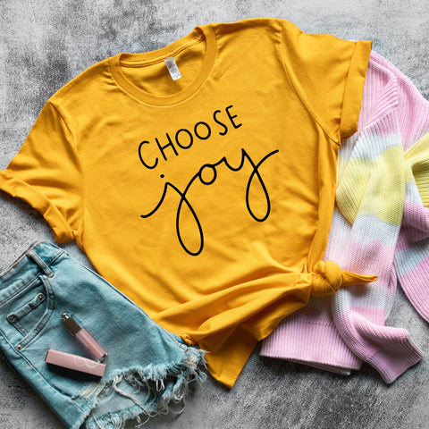 Choose Joy [Womens]