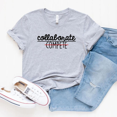 COLLAB Tee [Womens]