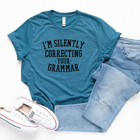 Correcting Your Grammar [Womens]