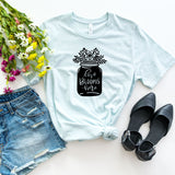 Love Blooms Here [Womens]