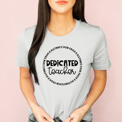Dedicated Teacher [Womens]