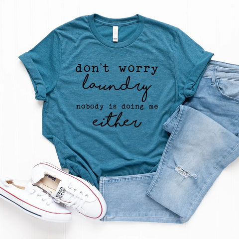 Don't Worry Laundry [Womens]