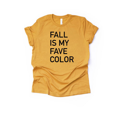Fall is my Fave Color [Womens]