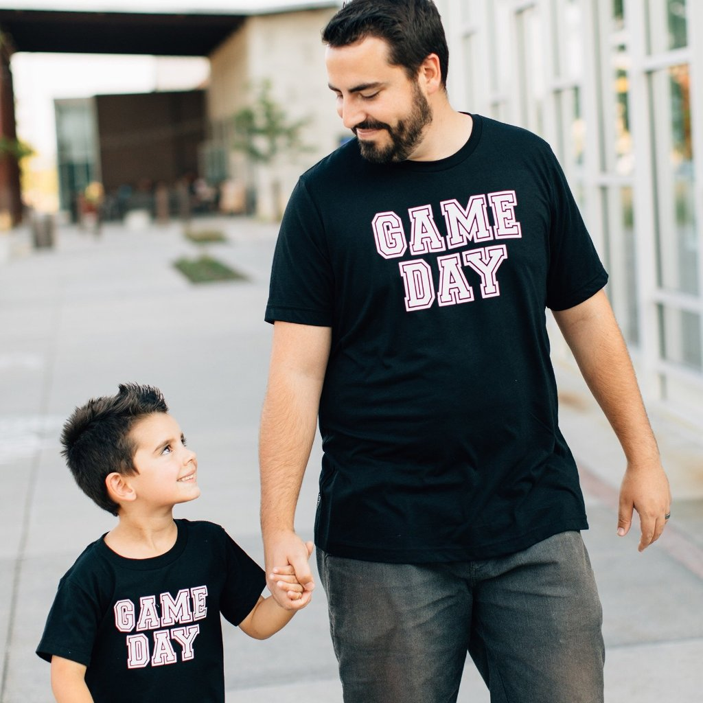 Game Day Kid's Tee {toddler}