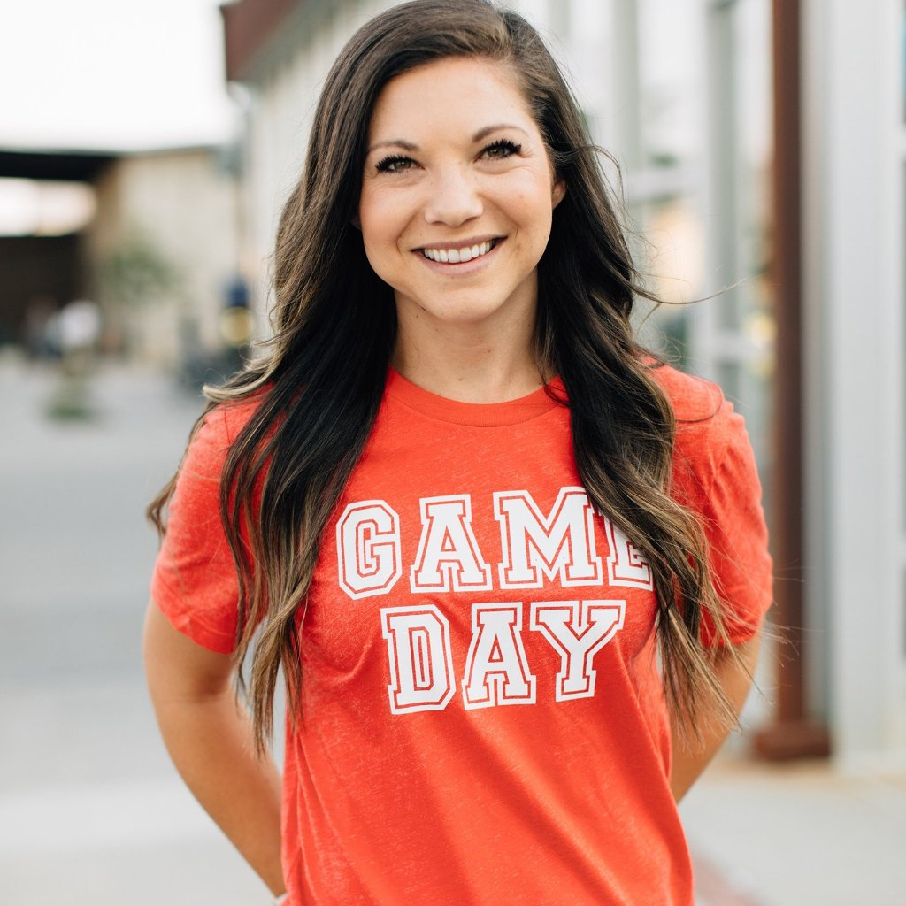 GAME DAY Tee {unisex}