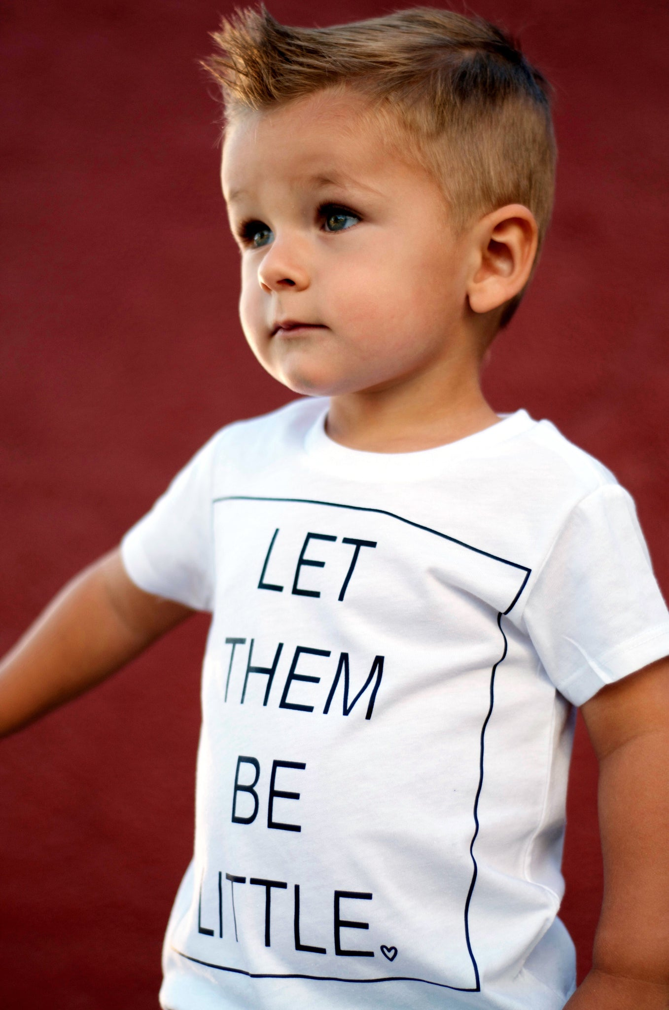 Let Them Be Little {kids}