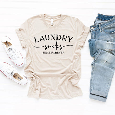 Laundry Sucks... [Womens]