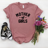 Mother of GIRLS Tee [Womens]