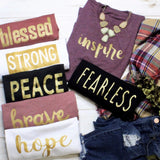 SALE! Positive Tees [Womens]
