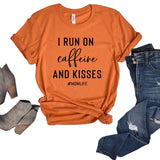 Caffeine + Kisses [Womens]