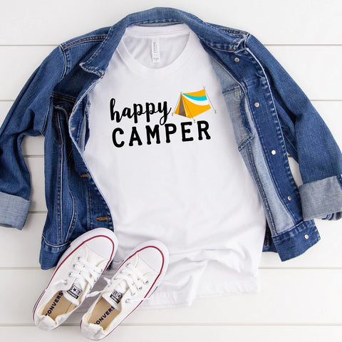 Happy Camper Tee [Womens]