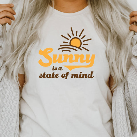 Sunny State Of Mind [Womens]