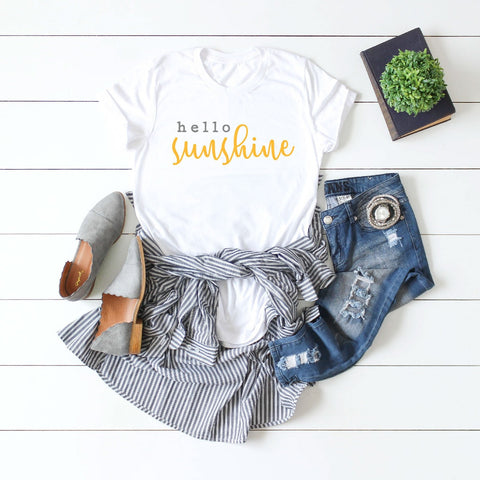 Hello Sunshine [Womens]