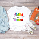 Back To School Personalized Tee [Kids]