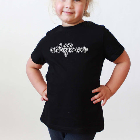 Wildflower Tee [KIDS]