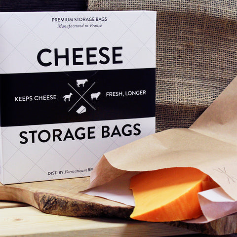 Cheese Storage Bags and Other cheese accessories shipped in Canada