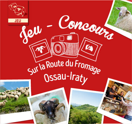 Ossau-Iraty Route du Fromage