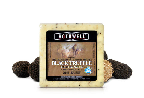 Bothwell Black Truffle Cheese