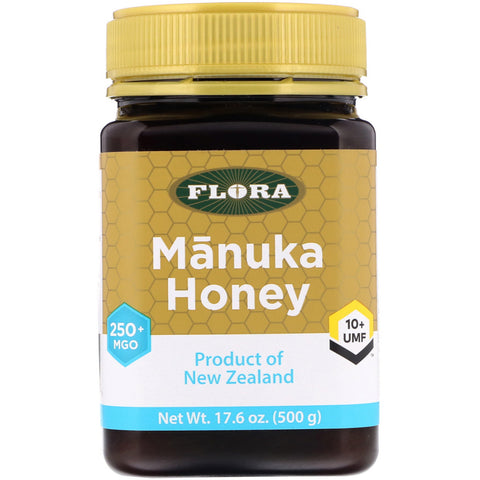 Manuka Honey MGO 250 by flora 500g