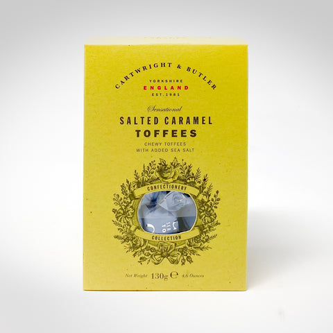 Cartwright & Butler Salted Caramel Toffees-from Cheesyplace