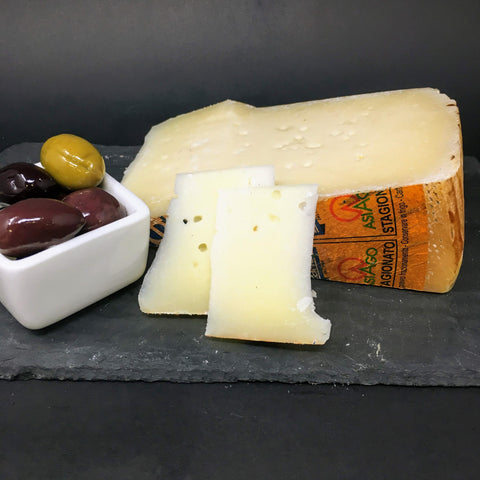 Asiago Mezzano Cheese
