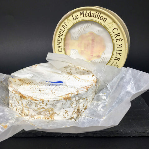 Normandy Raw Camembert Cheese